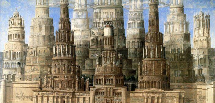 Fotografia de arhitectura – monumente istorice // Concurs foto