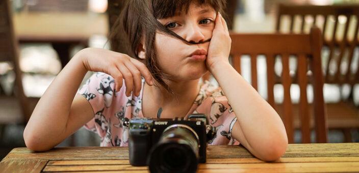 Curs de fotografie pentru copii in vacanta de vara