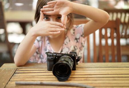 Fotografia pentru copii – curs foto în week-end