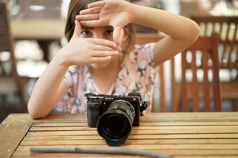 Fotografia pentru copii – curs foto in week-end