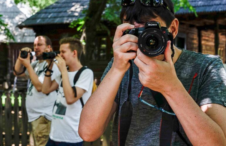 Curs de fotografie extrem de intensiv în week-end