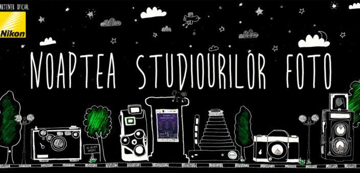 Call for entries la Noaptea Studiourilor Foto 2015