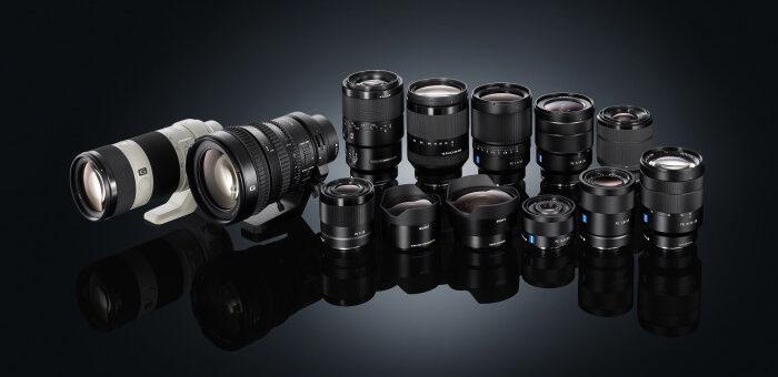 Vesti mult asteptate de la Sony Romania – patru obiective noi α full-frame cu montură E, compatibile cu toate camerele foto Sony mirrorless.