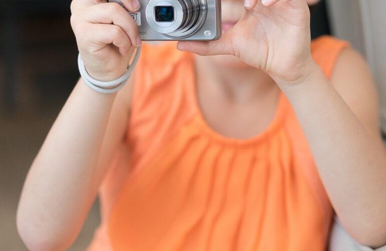 Atelier foto de weekend pentru copii // 2 zile