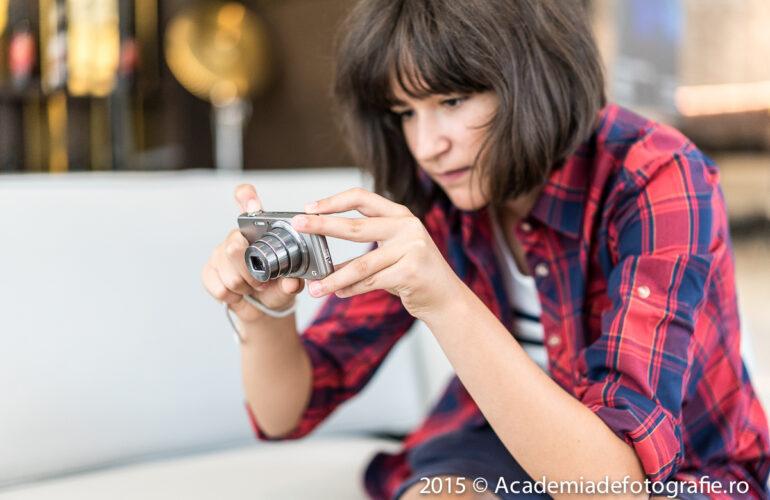 Atelier de fotografie pentru copii // 3 ore // Muzeul Satului