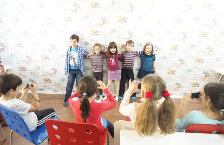 Școala Altfel – atelier de fotografie pentru copii