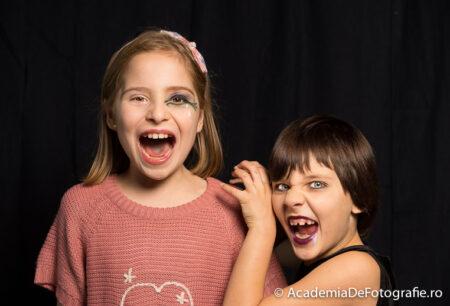 Portretul fotografic – curs de fotografie pentru copii