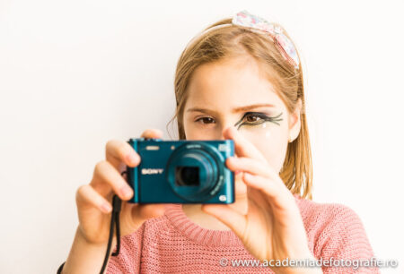 Atelier foto de weekend pentru copii avansați // 2 zile