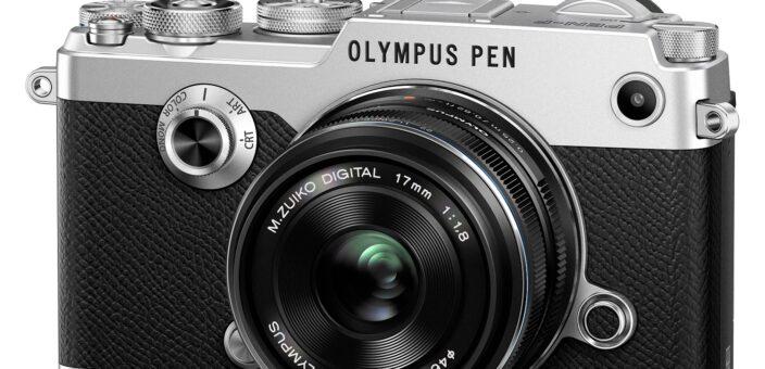 Olympus PEN-F: Performanţă de top într-un design elegant