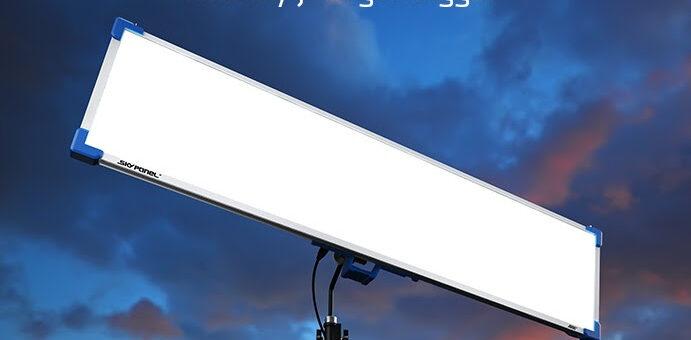 Sistem de iluminare pentru fotografi si videografi: ARRI SKYPANEL