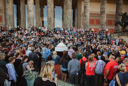 Mehr als 30.000 Besucher*innen bei der Jubiläumsausgabe der Langen Nacht der Museen