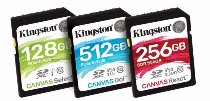 Kingston Digital anunță noua serie de carduri de memorie
